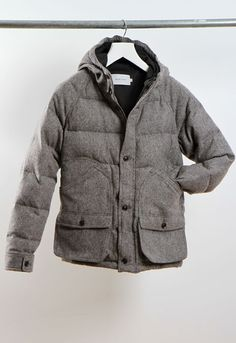 Wings + Horns DOWN PARKA