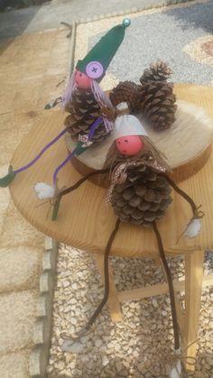 Muñeco piña hechos a mano    4.99€