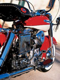 1968 Harley-Davidson FLH Electra Glide: Beauty Is Pain