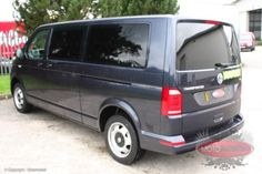 VW T6 Transporter - 5% - http://www.motomotion.net/vw-t6-transporter-5-3/ #GtechniqUK #Detailing #Valeting #Tinting #Motomotioncornwall