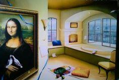 Mona Lisa by Orlando Quevedo