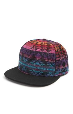 Neff Purple Tribal Unstructured Hat. $13.99 at Pacsun.
