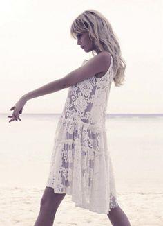 S in Fashion Avenue: WHITE SUMMER!