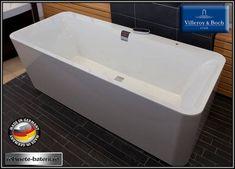 Cada de baie Squaro Edge freestanding 180 x 80 cm Bathtub, Bathroom, Standing Bath, Washroom, Bathtubs, Bath Tube, Full Bath, Bath, Bathrooms