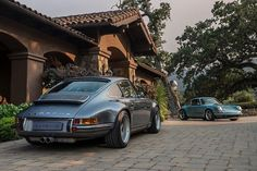 AmeriFreight This is how we Come through. #LGMSports deliver it with http://LGMSports.com 911 Porsche by Singer Véhicle design