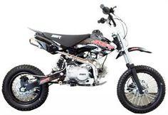 SSR 125 4-Speed Manual Dirt Bike