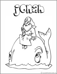 free kids crafts bible stories coloring pages - Books Coloring Page