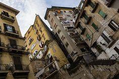 Skyward in Naples by Photographer Georgia Misuleva, wonderful point of view!