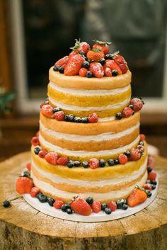 Berries. Best Little Cake House In Texas.