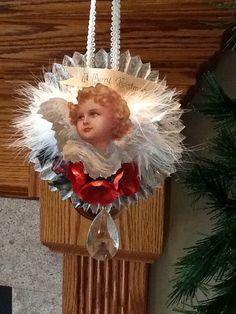 DIY Christmas ornament for Mom