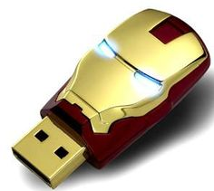 I found 'Avengers Iron Man USB Stick' on Wish, check it out!