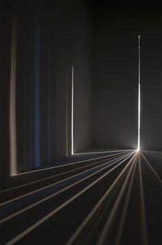 Interactive Installations from Sharp Cracks of Light - My Modern Metropolis