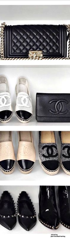 It'a all about Chanel