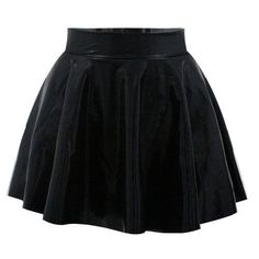 Pleated Skirts Black Print Sexy Skirts For Women
