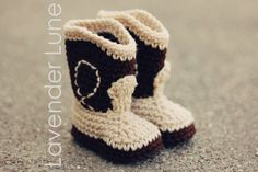 PDF CROCHET PATTERN The Western  Cowboy Baby by lavenderlune, $4.50 @Hannah is this cute or what?