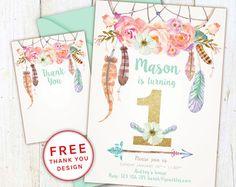 Invitación de unicornio partido Unicornio por PaperSparkleDesigns