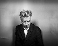 David Lynch by Jérôme Bonnet 2008