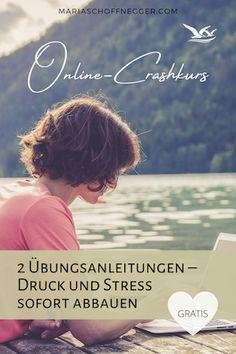 Online-Crashkurs: In nur 4 Tagen Wohlbefinden steigern & genießen - Maria Schoffnegger - Albatros-Prinzip
