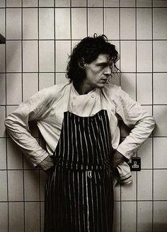 Bob Carlos Clarke NPG: Marco Pierre White, 1990