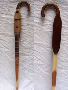 Custom+Order+Walking+Cane+Mandolin++Free+by+ArCaneLutherie+on+Etsy,+$375.00