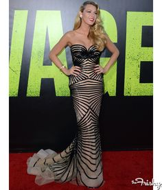 Well Played: Blake Lively In Zuhair Murad Couture (MUST HAVE THIS DRESS!)