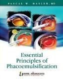 Essential Principles of Phacoemulsification by Pascal W. Hasler Hard Back