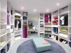 polstermöbel kleiderschrank ankleidezimmer sitzbank teppich rund: geschmeidig raffiniertes Design