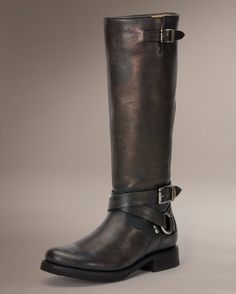 Veronica Criss Cross Tall - Women_Boots_Veronica Collection - The Frye Company