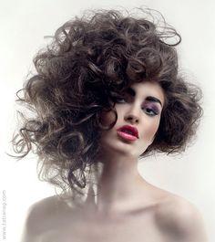 Make-up, concept by Oksana Slipchenko.