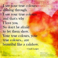 Reflexiones: colours.........