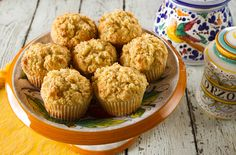 Blood Orange Ricotta Cheese Muffins - I have never had Cheesy muffins and would like to try them