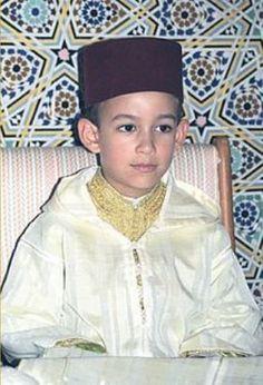 Moulay El Hassan, le fils du Roi Mohammed VI et de Lala Salma, sera le prochain roi du Maroc.