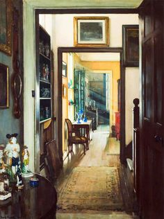 Bric-à-brac, 1931 by Frederick William Elwell on Curiator, the world's biggest collaborative art collection. Paintings I Love, Your Paintings, Art And Illustration, Illustrations, Glasgow Museum, Frederick William, English Artists, Collaborative Art, Art Uk