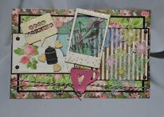 My Crafts-: Coffee Lovers Hop card 6