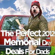 Memorial Day Sales For Dads