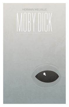 (via Minimalist Book Cover: Moby Dick | Seriously Bleak)  These amazing minimalist book covers were created by the Bookish.com Lead Visual Designer Anthony Cangelosi. Until you have more information, you should probably just assume that everything we do will be this awesome.