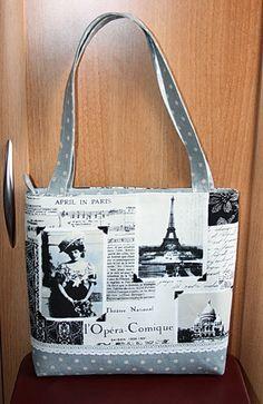 fechamento da bolsa com ziper interno