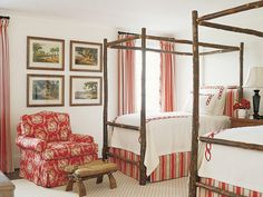 New Home Interior Design: North Carolina Heirloom Cottage