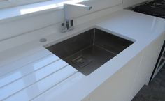 moulded kitchen sinks - Google Search