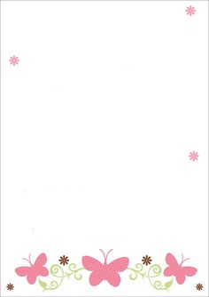 This Pin was discovered by ~❁A Page Borders Design, Border Design, Borders For Paper, Borders And Frames, Goodnotes 4, Baby Shower Invitaciones, Writing Paper, Planner Pages, Flower Frame
