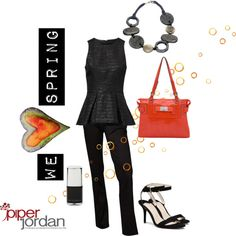 Vivid Jewellery necklace and Olga Berg bag both available at www.piperjordan.com.au