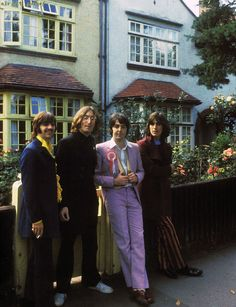 strawberry fields forever 〜 The Beatles 1968