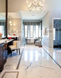 miles of marble..