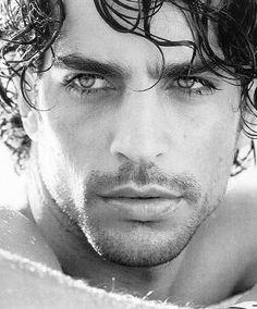 Israeli model Nir Lavi.