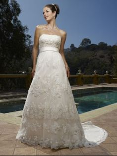 This is my wedding dress!!! I love it! :)