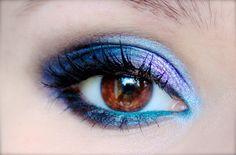Maquillage Mermaid avec la palette Original de Sleek