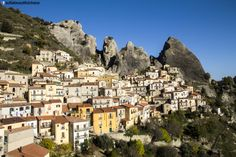 Castelmezzano in Potenza, Basilicata https://www.facebook.com/sofiabeautifulchaos