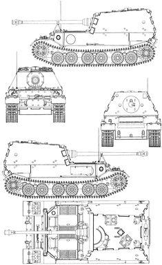 Blue Prints- Panzerwaffe
