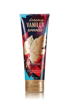 Dreamy Vanilla Woods from Bath & Body works