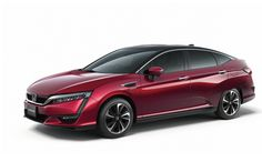 Third generation 2016 Honda FCV officially revealed